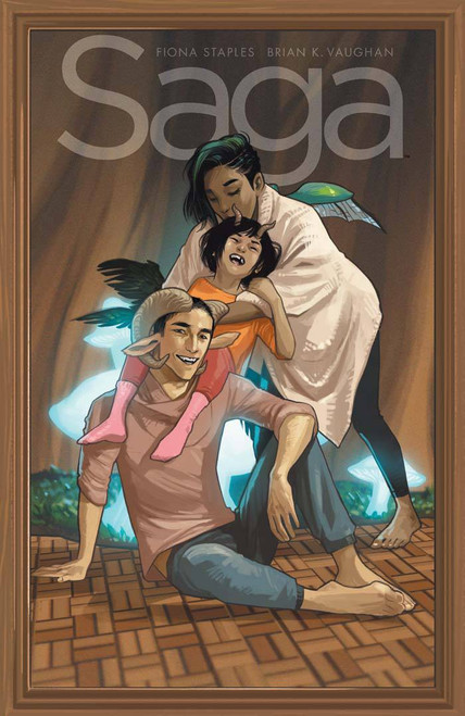 Image Comics Saga #50 Comic Book