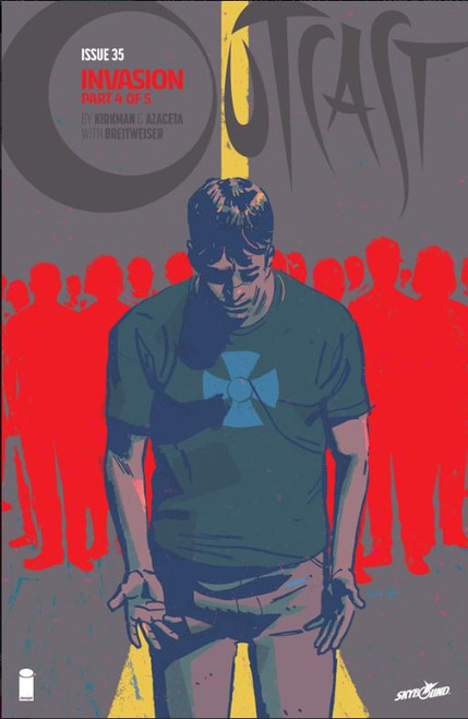 Image Comics Outcast #35 Comic Book