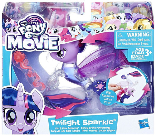 My Little Pony The Movie Flip & Flow Twilight Sparkle Figure