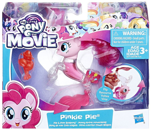 My Little Pony The Movie Flip & Flow Pinkie Pie Figure