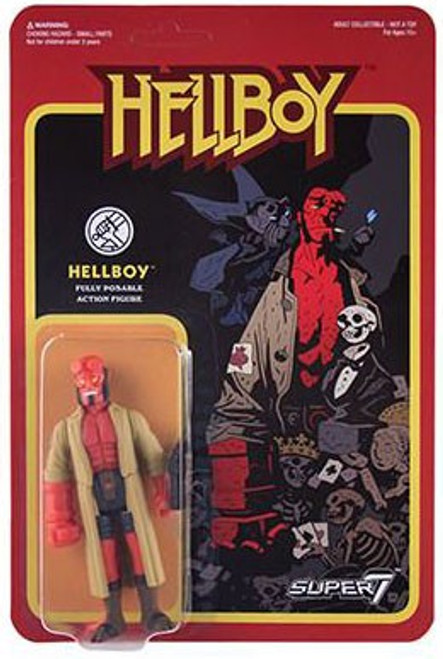 ReAction Hellboy Series 1 Hellboy Action Figure