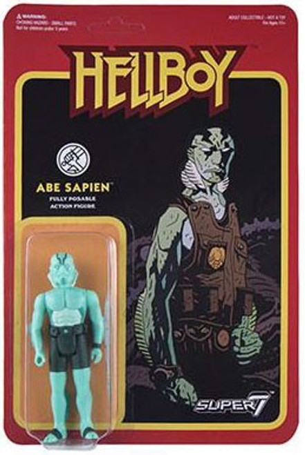 ReAction Hellboy Series 1 Abe Sapien Action Figure