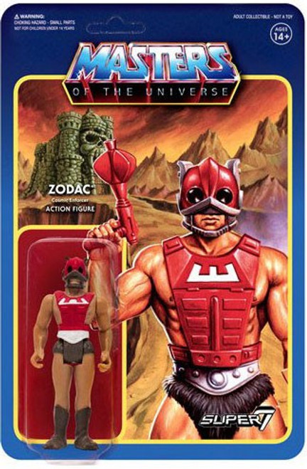 ReAction Masters of the Universe Series 3 Zodac Action Figure