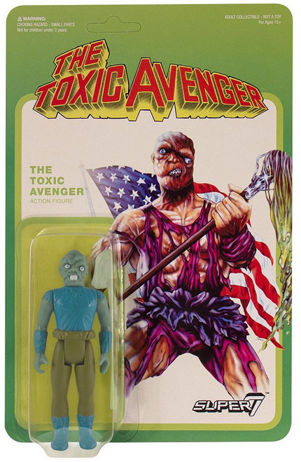 ReAction Toxic Avenger Action Figure [Movie Variant]