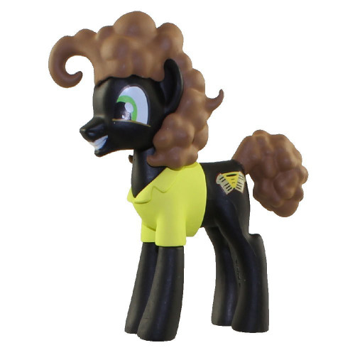 Funko My Little Pony Mystery Minis Series 3 Cheese Sandwich 1/12 Mystery Minifigure [Black Loose]