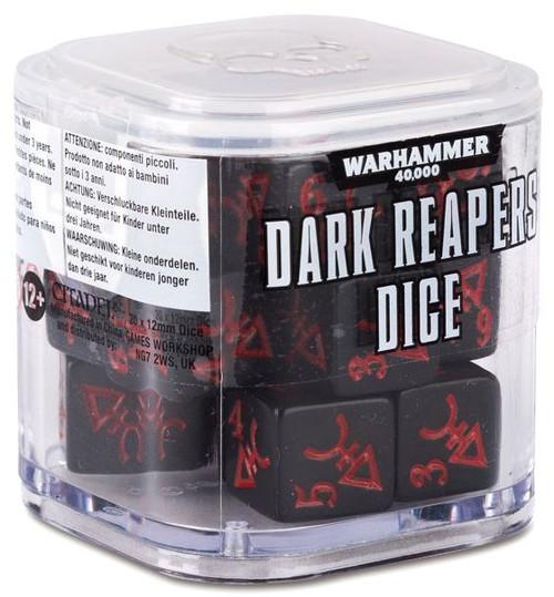 Warhammer 40,000 Dark Reapers Dice