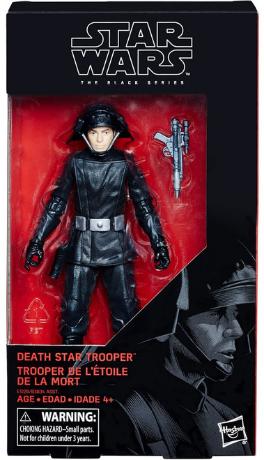 Star Wars A New Hope Black Series Death Squad Commander Action Figure