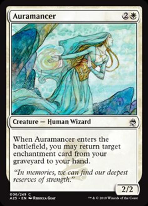MtG Masters 25 Common Auramancer #6