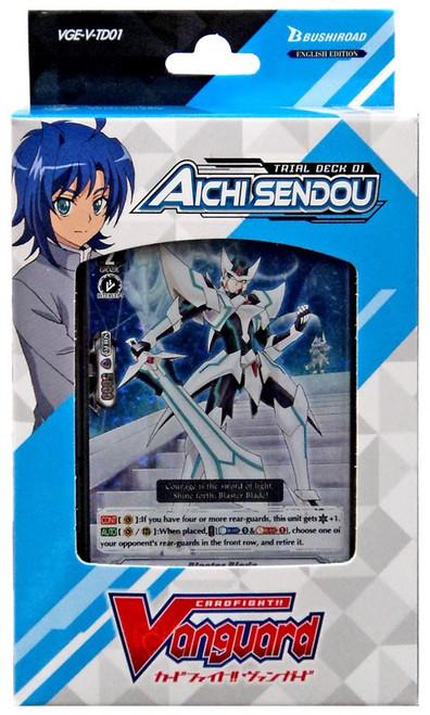 Cardfight Vanguard Trading Card Game Aichi Sendou Trial Deck VGE-V-VTD01
