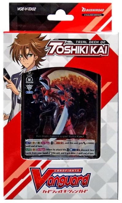 Cardfight Vanguard Trading Card Game Toshiki Kai Trial Deck VGE-V-VTD02