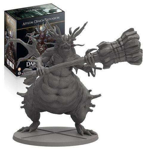 Dark Souls Asylum Demon Expansion