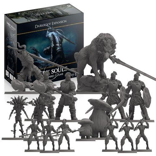 Dark Souls Darkroot Expansion