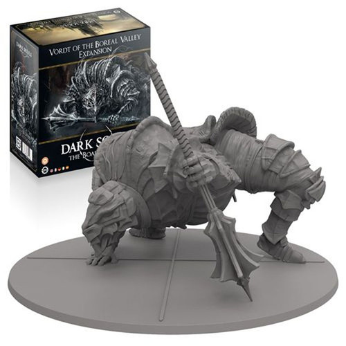 Dark Souls Vordt of the Boreal Valley Board Game Expansion