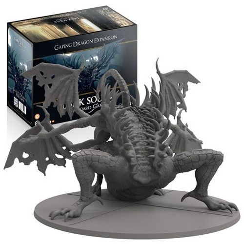 Dark Souls Gaping Dragon Expansion