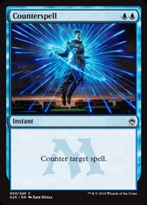 MtG Masters 25 Common Counterspell #50