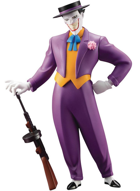 DC Batman The Animated Series ArtFX+ The Joker Statue [BtAS Version]