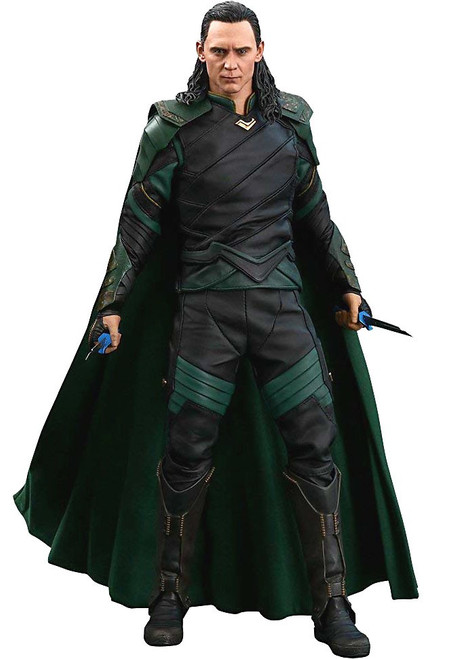 Marvel Thor: Ragnarok Movie Masterpiece Loki Collectible Figure MMS472