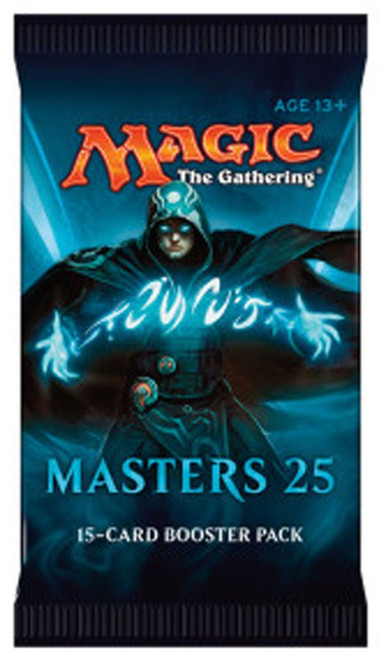 MtG Trading Card Game Masters 25 Booster Pack
