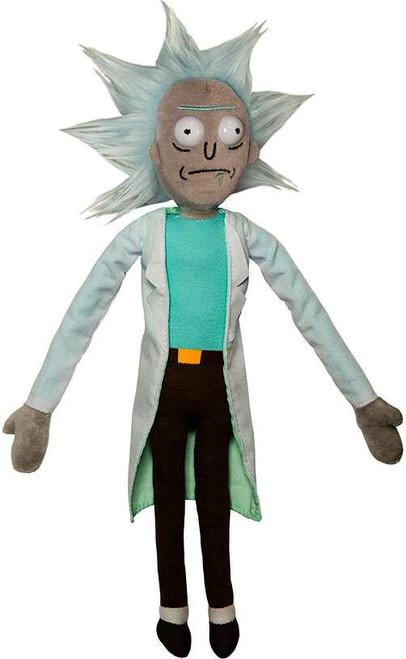Rick & Morty Rick 12-Inch Plush