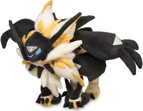 Pokemon Dusk Mane Necrozma Exclusive 12-Inch Plush [Large Size]