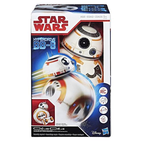 Star Wars The Last Jedi Hyperdrive BB-8 Figure