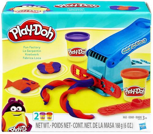 Play-Doh Fun Factory Playset