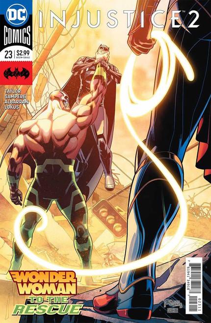 DC Injustice 2 #23 Comic Book