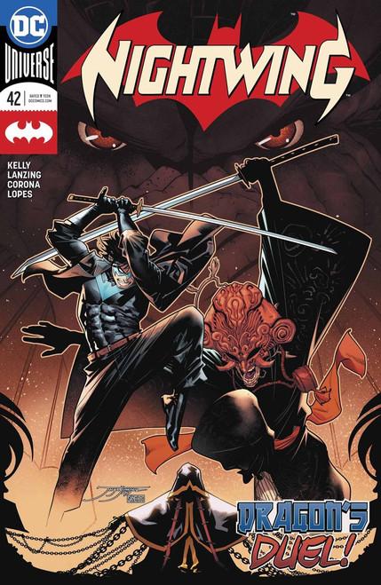 DC Nightwing #42 Comic Book