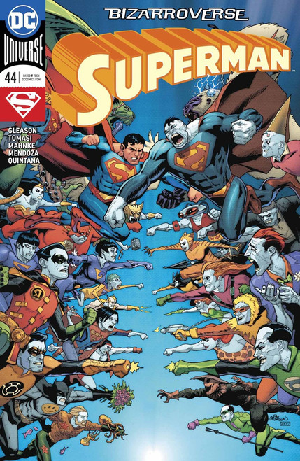 DC Superman #44 Comic Book