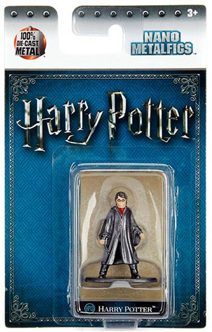 Nano Metalfigs Harry Potter 1.5-Inch Diecast Figure HP13 [Year 4]