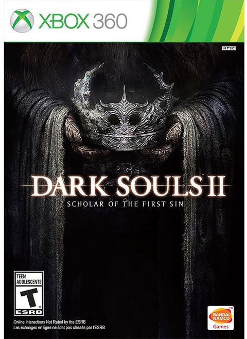 XBox 360 Dark Souls II Scholar of the First Sin Video Game