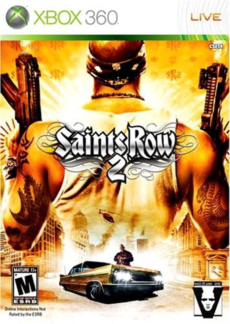XBox 360 Saints Row 2 Video Game