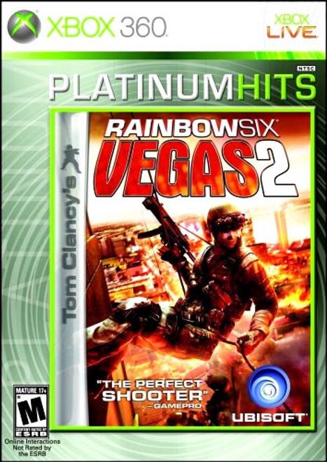 XBox 360 Rainbow Six Vegas 2 Video Game