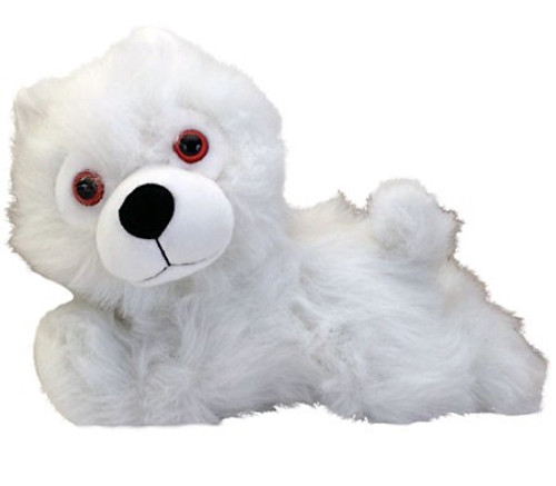 Game of Thrones Direwolf Cub Ghost 8.5-Inch Plush