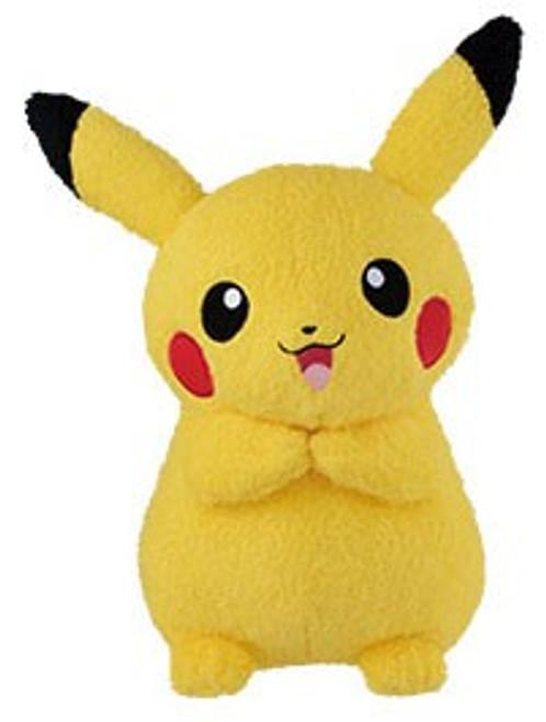 Pokemon Sun & Moon Pikachu 11-Inch Plush [Happy]