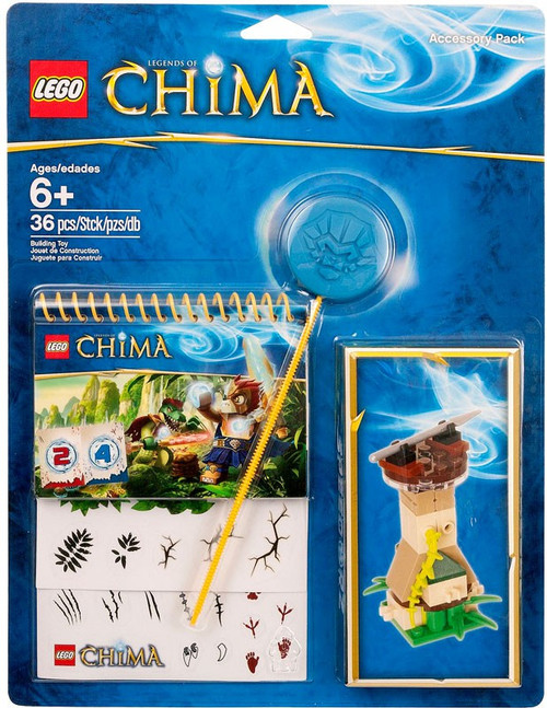 LEGO Legends of Chima Accessory Pack #850777