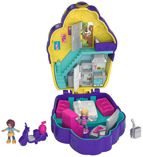 Polly Pocket Big Pocket Cake-tastrophe Playset [World 1]