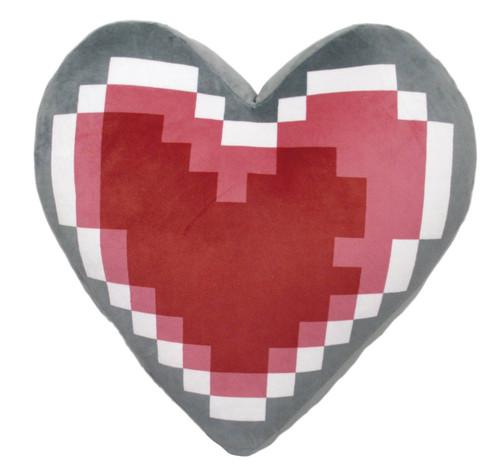 The Legend of Zelda Heart Plush Cushion