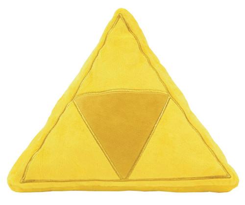 The Legend of Zelda Triforce Plush Cushion