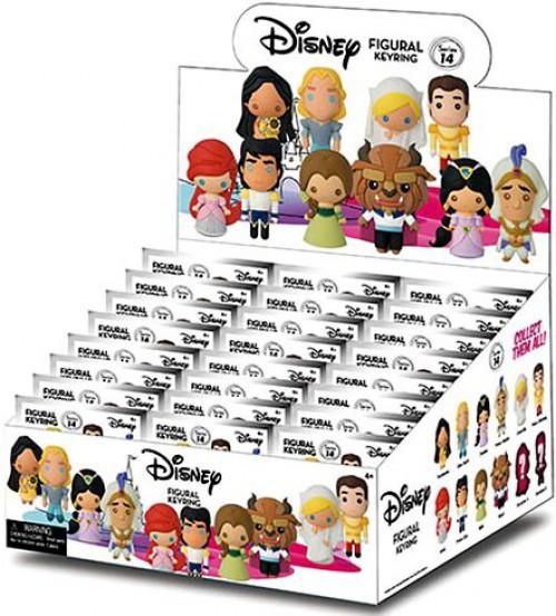 3D Figural Keyring Disney Series 14 Mystery Box [24 packs]