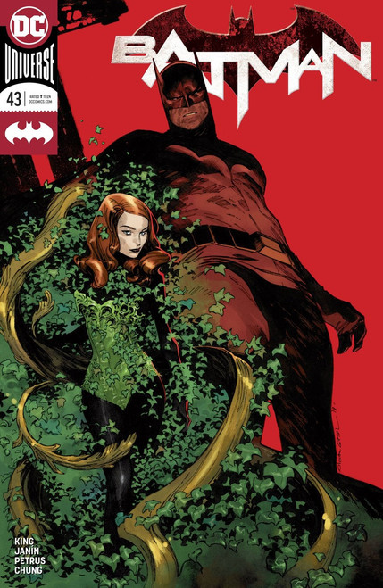 DC Batman #43 Comic Book [Variant Cover]