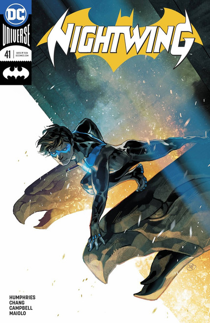 DC Nightwing #41 Comic Book [Variant Cover]