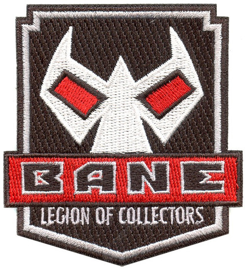 Funko DC Batman Bane Exclusive Patch [Batman Villains Box]