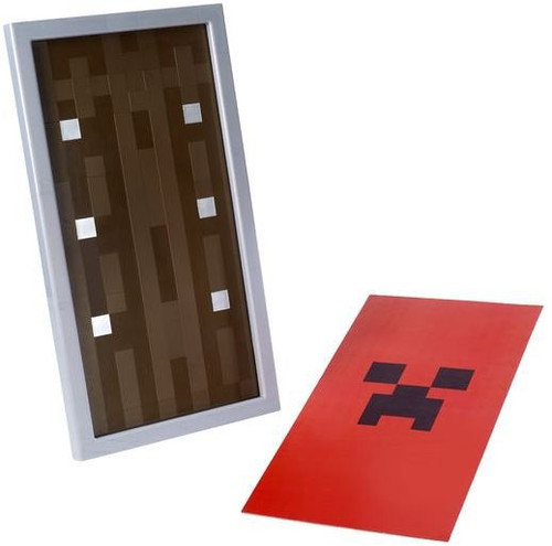 Minecraft Customizable Shield Roleplay Toy