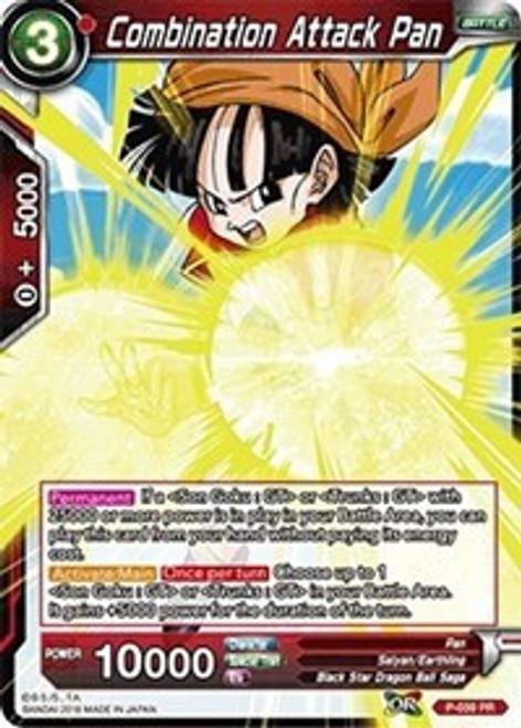 Dragon Ball Super Collectible Card Game Dash Pack Series 3 Promo Combination Attack Pan P-039