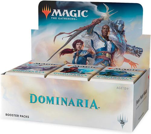 MtG Trading Card Game Dominaria Booster Box [36 Packs]