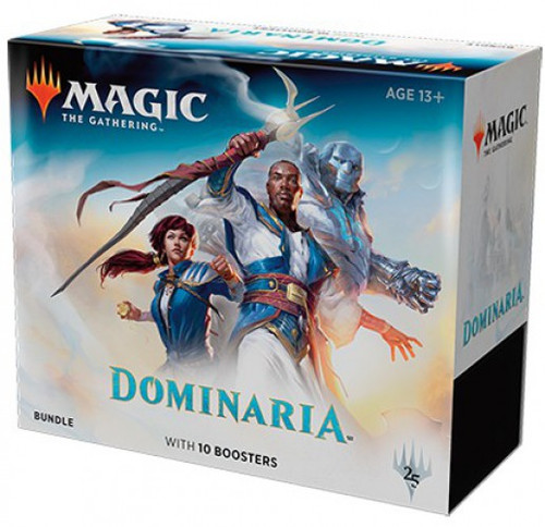MtG Trading Card Game Dominaria Bundle [Includes 10 Booster Packs!]