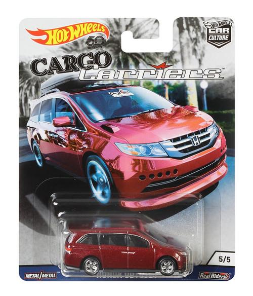 Hot Wheels Cargo Carriers Honda Odyssey Die-Cast Car #5/5
