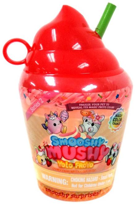 Smooshy Mushy Yolo Froyo Smooshy Surprises! Series 2 RED Mystery Pack
