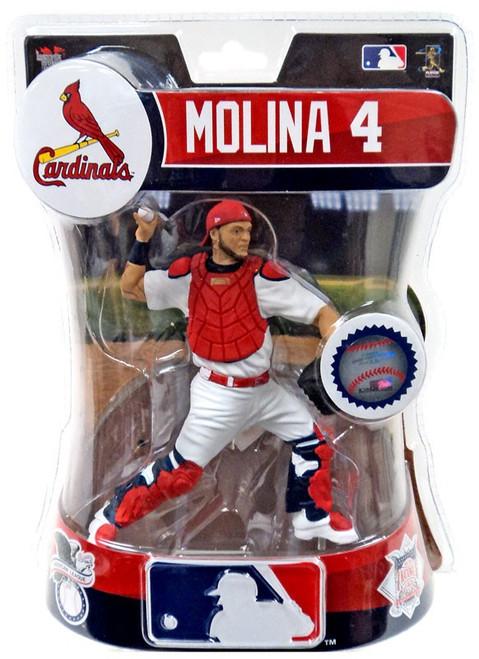 MLB St. Louis Cardinals 2018 Yadier Molina Action Figure
